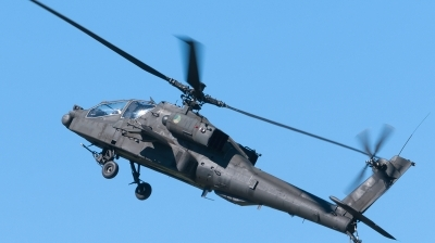 Photo ID 166970 by Varani Ennio. Netherlands Air Force Boeing AH 64DN Apache Longbow, Q 05