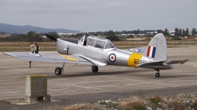 Photo ID 167228 by Nuno Filipe Lé Freitas. Private Private De Havilland Canada DHC 1 Chipmunk T10, G BPAL