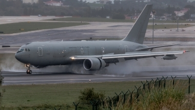 Photo ID 167027 by Carlos Silva. Italy Air Force Boeing KC 767A 767 2EY ER, MM62228
