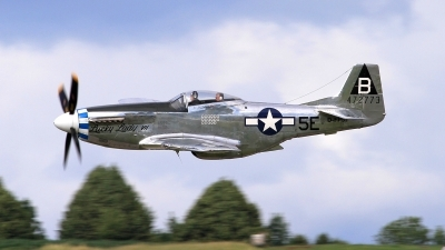 Photo ID 167046 by Christoph Nobs. Private Private North American P 51D Mustang, D FPSI