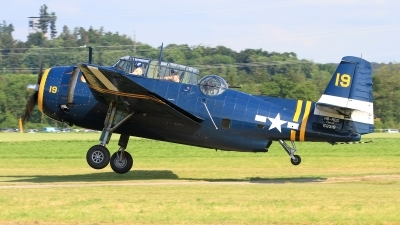 Photo ID 167048 by Christoph Nobs. Private Association Charlie 039 s Heavy Grumman TBM 3E Avenger, HB RDG