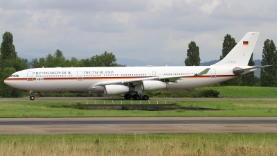 Photo ID 167050 by Christoph Nobs. Germany Air Force Airbus A340 313X, 16 01