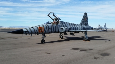 Photo ID 167175 by Jesus Cervantes. USA Navy Northrop F 5N Tiger II, 761564