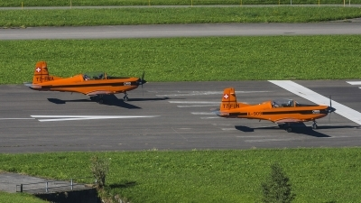Photo ID 167221 by Martin Thoeni - Powerplanes. Private Fliegermuseum Altenrhein Pilatus PC 7 Turbo Trainer, T7 FMA