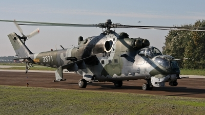 Photo ID 167237 by Jan Eenling. Czech Republic Air Force Mil Mi 35, 3371
