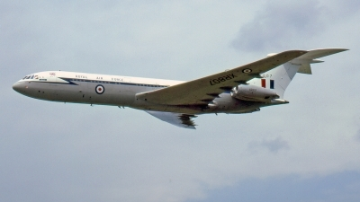 Photo ID 20574 by Ralf Manteufel. UK Air Force Vickers VC 10 C1, XR807