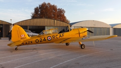 Photo ID 168535 by Nuno Filipe Lé Freitas. Private Museu Aero Fenix De Havilland Canada DHC 1 Chipmunk T20, CS AZX
