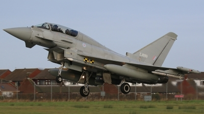 Photo ID 167335 by Ian Nightingale. Company Owned BAE Systems Eurofighter Typhoon T3, ZJ699