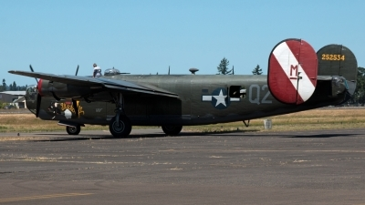 Photo ID 167461 by Alex Jossi. Private Collings Foundation Consolidated B 24J Liberator, N224J