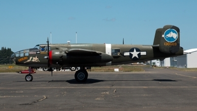 Photo ID 167443 by Alex Jossi. Private Collings Foundation North American B 25J Mitchell, NL3476G
