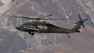 Photo ID 167560 by Giampaolo Tonello. USA Army Sikorsky UH 60A C Black Hawk S 70A, 88 26027