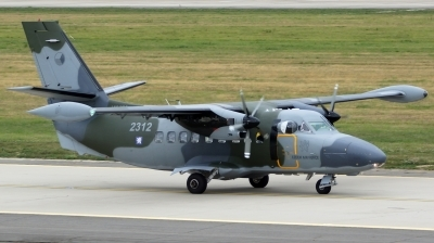 Photo ID 167557 by Lukas Kinneswenger. Czech Republic Air Force LET L 410UVP E, 2312