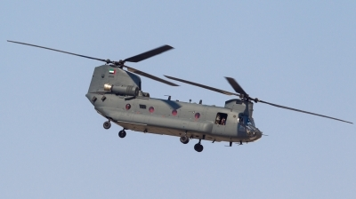 Photo ID 167672 by Andreas Zeitler - Flying-Wings. United Arab Emirates Army Boeing Vertol CH 47F Chinook, 2508