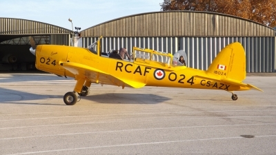 Photo ID 167615 by Nuno Filipe Lé Freitas. Private Museu Aero Fenix De Havilland Canada DHC 1 Chipmunk T20, CS AZX