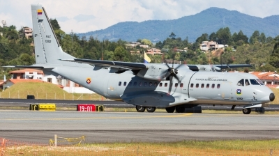 Photo ID 167630 by Andreas Zeitler - Flying-Wings. Colombia Air Force CASA C 295M, FAC1282