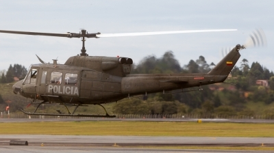 Photo ID 167862 by Andreas Zeitler - Flying-Wings. Colombia Police Bell 212, PNC0494