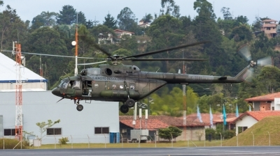 Photo ID 167863 by Andreas Zeitler - Flying-Wings. Colombia Army Mil Mi 17V5, EJC3391
