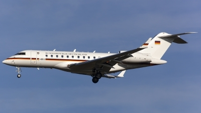 Photo ID 167727 by Thomas Ziegler - Aviation-Media. Germany Air Force Bombardier BD 700 1A11 Global 5000, 14 03