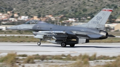 Photo ID 167742 by Stamatis Alipasalis. USA Air Force General Dynamics F 16C Fighting Falcon, 90 0828