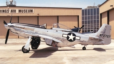 Photo ID 2174 by Ted Miley. Private Private North American P 51D Mustang, N44727