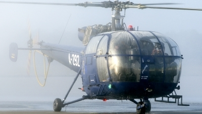 Photo ID 167796 by Joop de Groot. Netherlands Air Force Aerospatiale SA 316B Alouette III, A 292