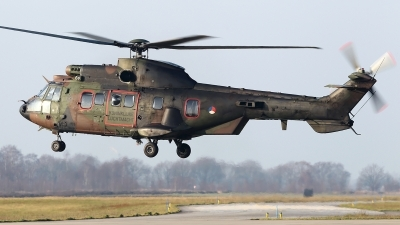 Photo ID 167762 by Carl Brent. Netherlands Air Force Aerospatiale AS 532U2 Cougar MkII, S 440