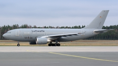 Photo ID 167842 by Günther Feniuk. Germany Air Force Airbus A310 304MRTT, 10 26
