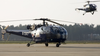 Photo ID 167825 by Arthur Bijster. Netherlands Air Force Aerospatiale SA 316B Alouette III, A 247