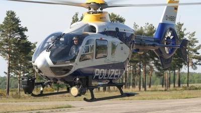 Photo ID 167926 by Stephan Sarich. Germany Bundespolizei Eurocopter EC 135P2, D HBBY