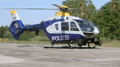 Photo ID 167925 by Stephan Sarich. Germany Bundespolizei Eurocopter EC 135P2, D HBBY