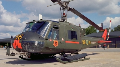 Photo ID 167898 by Peter Terlouw. Sweden Air Force Agusta Bell Hkp 3B AB 204B, 03426