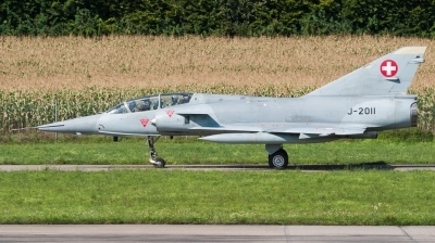 Photo ID 167919 by Andreas Zeitler - Flying-Wings. Switzerland Air Force Dassault Mirage IIIDS, J 2011