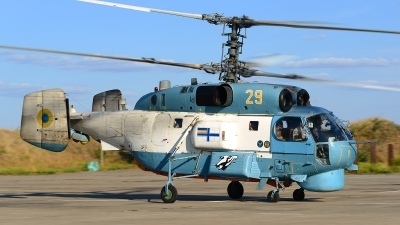 Photo ID 168033 by Stephan Franke - Fighter-Wings. Ukraine Navy Kamov Ka 27PS, 29 YELLOW