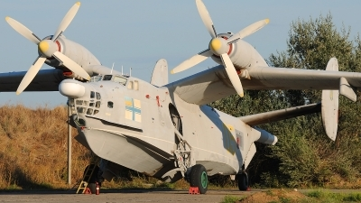 Photo ID 168038 by Stephan Franke - Fighter-Wings. Ukraine Navy Beriev Be 12PS Chaika, 05 YELLOW