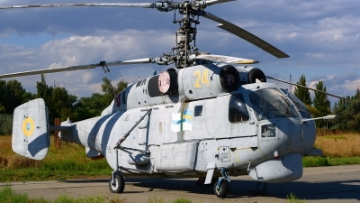 Photo ID 168036 by Stephan Franke - Fighter-Wings. Ukraine Navy Kamov Ka 27PL, 24 YELLOW