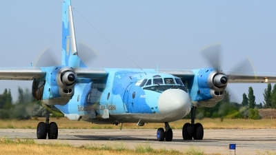 Photo ID 168046 by Stephan Franke - Fighter-Wings. Ukraine Navy Antonov An 26, 10 YELLOW