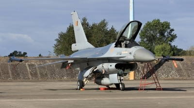 Photo ID 168050 by Milos Ruza. Belgium Air Force General Dynamics F 16AM Fighting Falcon, FA 134