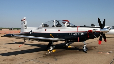 Photo ID 168122 by Johannes Berger. USA Air Force Raytheon T 6A Texan II, 05 3793