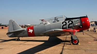 Photo ID 168182 by Johannes Berger. Private Private North American SNJ 4 Texan, N22KD