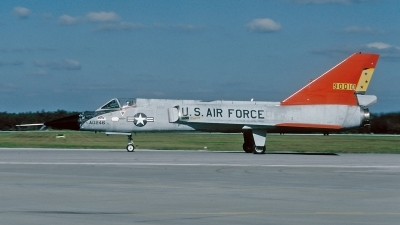 Photo ID 168180 by David F. Brown. USA Air Force Convair F 106A Delta Dart 8, 59 0010