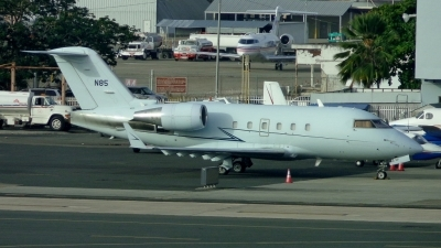 Photo ID 168938 by JUAN A RODRIGUEZ. USA Federal Aviation Administration Canadair CL 600 2B16 Challenger 601 3R, N85