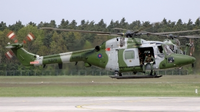 Photo ID 168337 by Günther Feniuk. UK Army Westland WG 13 Lynx AH7, XZ179