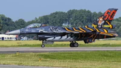 Photo ID 168511 by Kenny Peeters. Belgium Air Force General Dynamics F 16AM Fighting Falcon, FA 87
