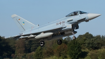 Photo ID 168548 by Rainer Mueller. Germany Air Force Eurofighter EF 2000 Typhoon S, 30 58