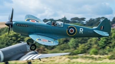 Photo ID 168968 by Nigel Roling. Private Private Supermarine 365 Spitfire PR11, G MKXI