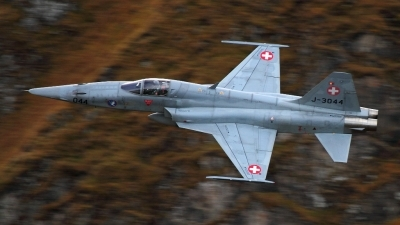 Photo ID 168681 by Agata Maria Weksej. Switzerland Air Force Northrop F 5E Tiger II, J 3044
