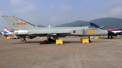 Photo ID 168903 by Peter Terlouw. China Air Force Shenyang J 8DH Finback, 10230