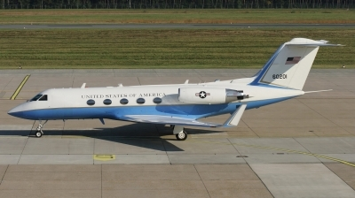 Photo ID 168958 by Daniel Thiel. USA Air Force Gulfstream Aerospace C 20B Gulfstream III, 86 0201