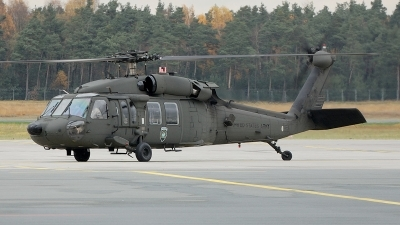 Photo ID 168991 by Günther Feniuk. USA Army Sikorsky UH 60A C Black Hawk S 70A, 87 24584