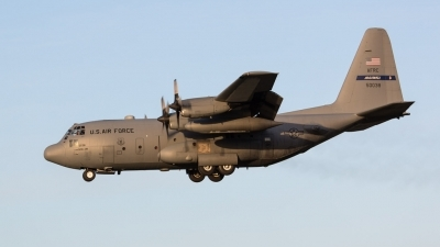 Photo ID 168998 by Doug MacDonald. USA Air Force Lockheed C 130H Hercules L 382, 85 0038